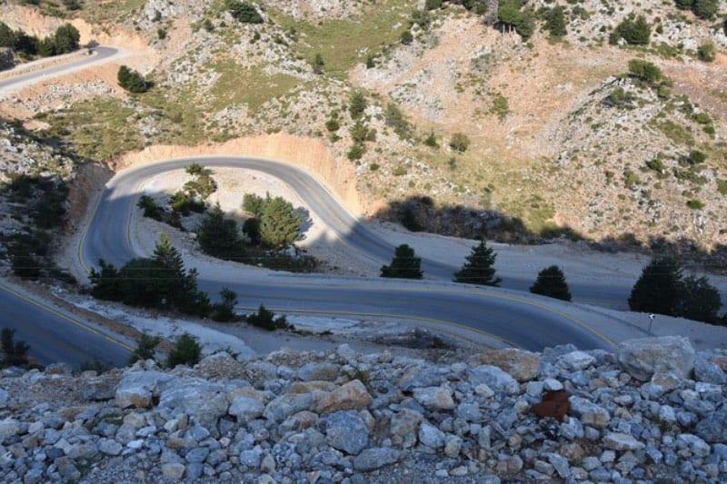Roads of Crete