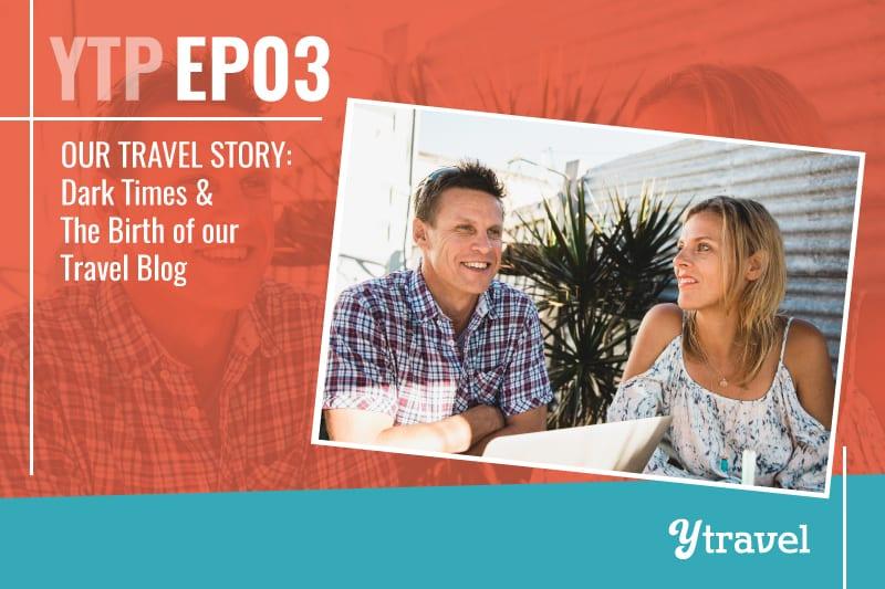 y travel podcast travel blog