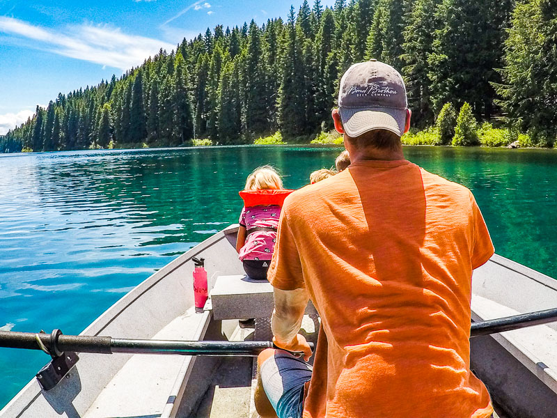 Clear Lake, McKenzie River, Oregon