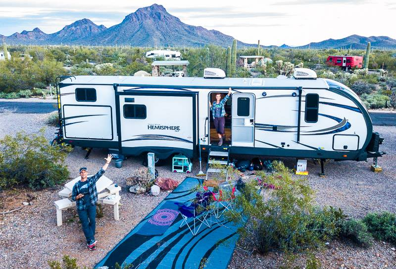 RV travel for beginners