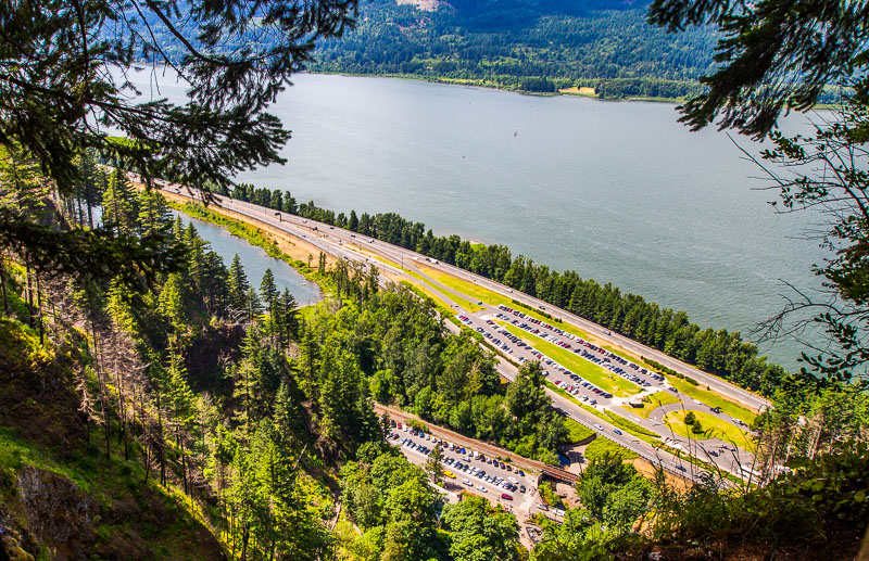 Columbia River Highway Scenic Drive
