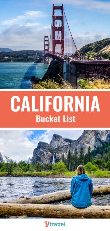 california travel tips