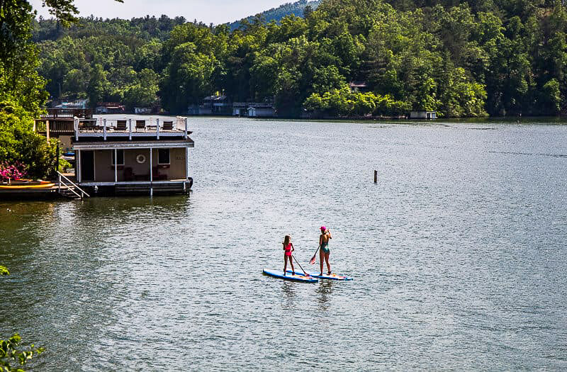 things to do in lake lure, nc attraction