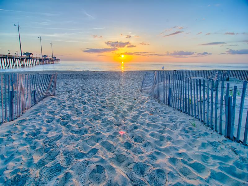 Outer Banks. North Carolina east coast travel