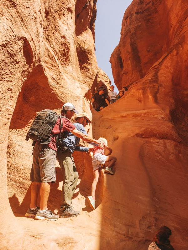 peek-a-boo canyon grand staircase escalante (2)