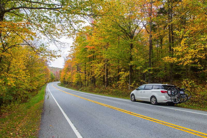 A New England road trip in the fall
