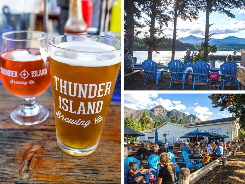Thunder Island Brewery