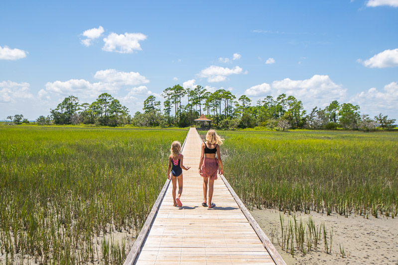 Hunting Island State Park Beaufort South Carolina