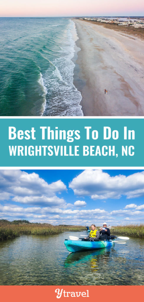 Looking to visit Wrightsville Beach NC? Check out this 2 day itinerary with tips on the best things to do in Wrightsville Beach including what to see and do, what to eat, and where to stay. Don't visit North Carolina for a beach vacation before reading these travel tips for Wrightsville Beach NC