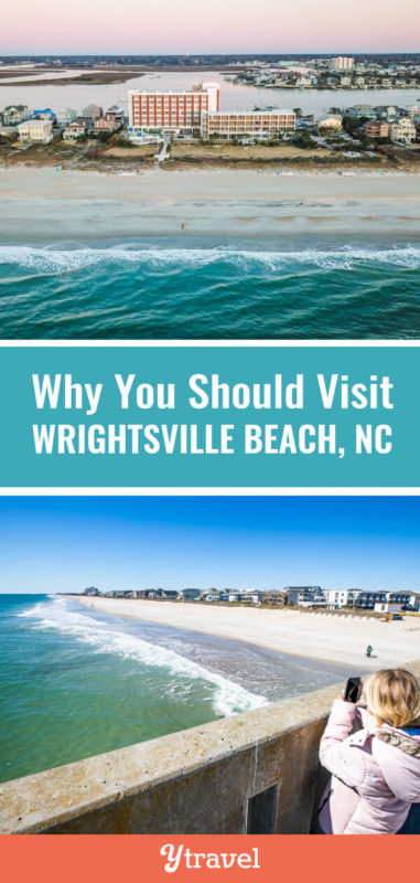 Looking for a great beach vacation in North Carolina? Look no further. Wrightsville Beach is one of the best beach towns in NC for a family vacation. Whether you're looking for relaxation or fun, great food, sunrises and sunsets, don't visit North Carolina without checking out this post on Wrightsville Beach NC.
