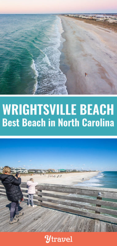 Want a great beach vacation in North Carolina? Wrightsville Beach is one of the best beaches in NC for a family vacation. Whether you're looking for relaxation or fun, great food, sunrises and sunsets, don't visit North Carolina without checking out this post on Wrightsville Beach NC.