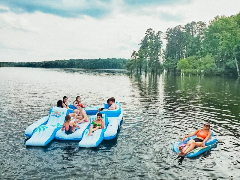 Kerr Lake North Carolina