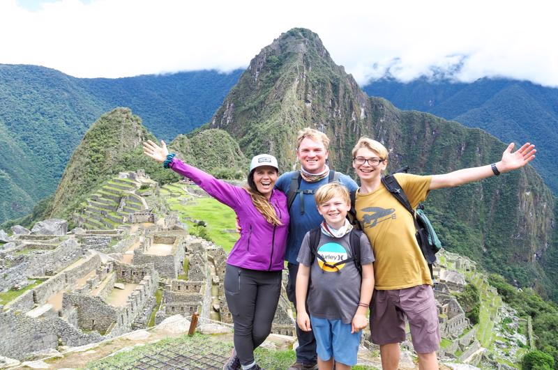 macs explore inca trail