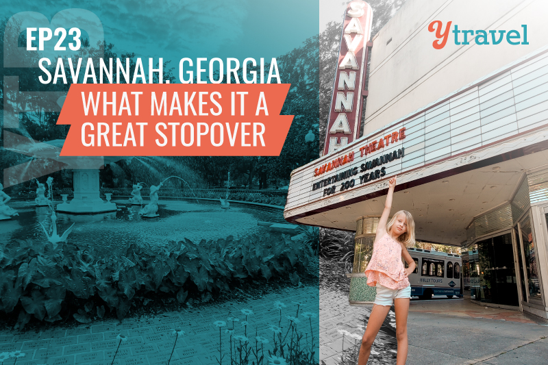 Savannah Georgia podcast