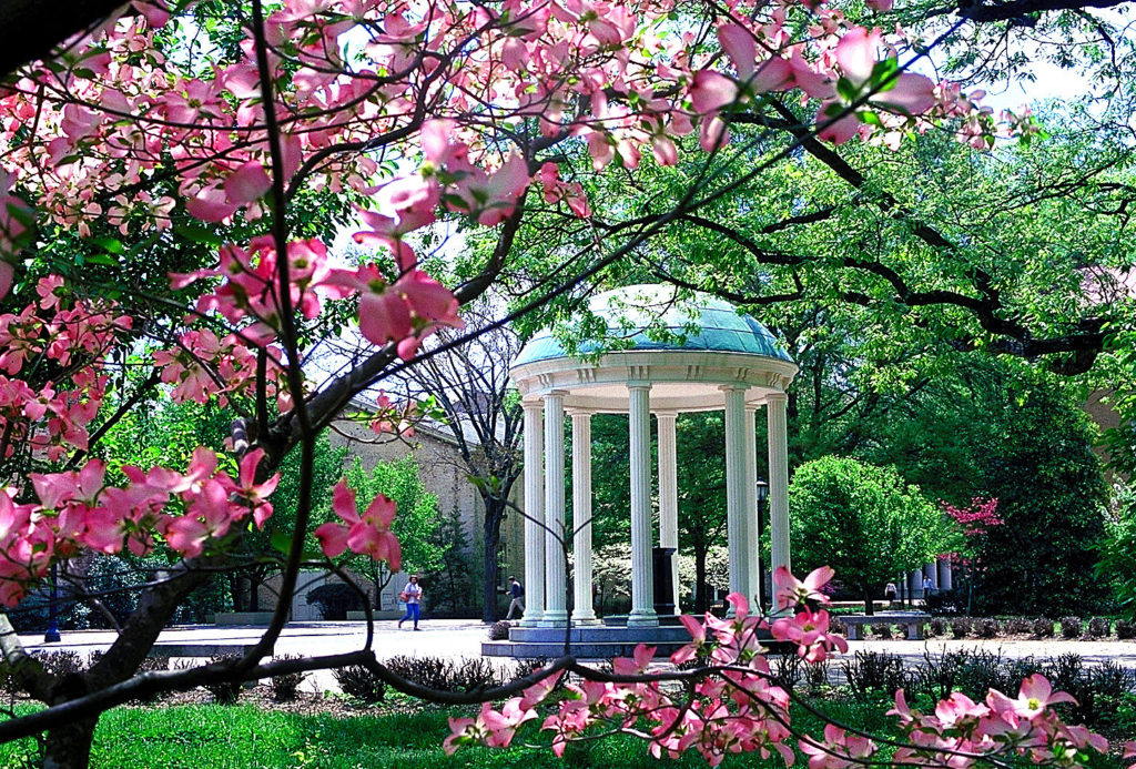 UNC Chapel Hill - Old Well