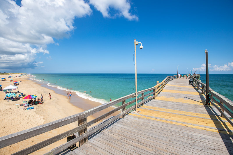 Avon Pier, Outer Banks