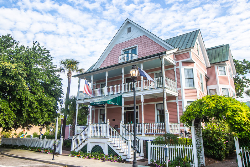 Beaufort Inn, South Carolina
