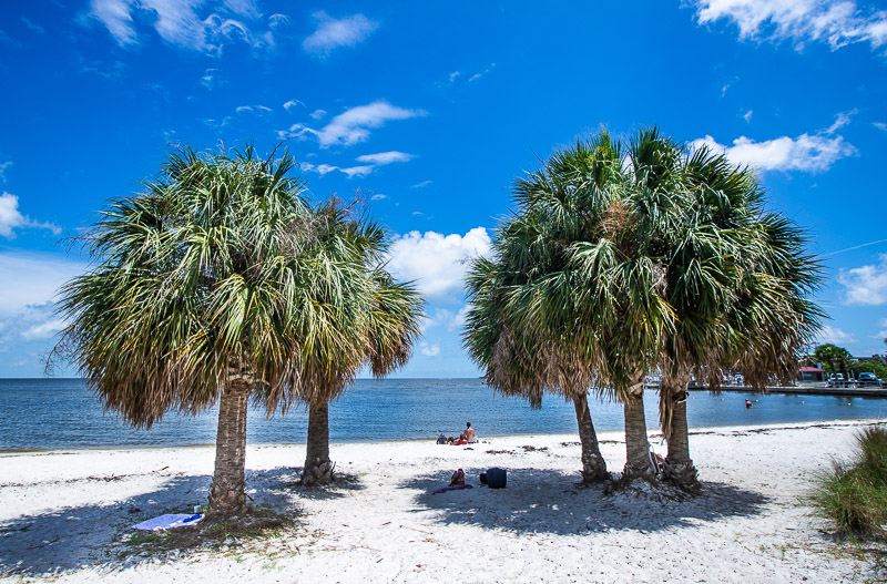 Cedar Key Beach, Florida