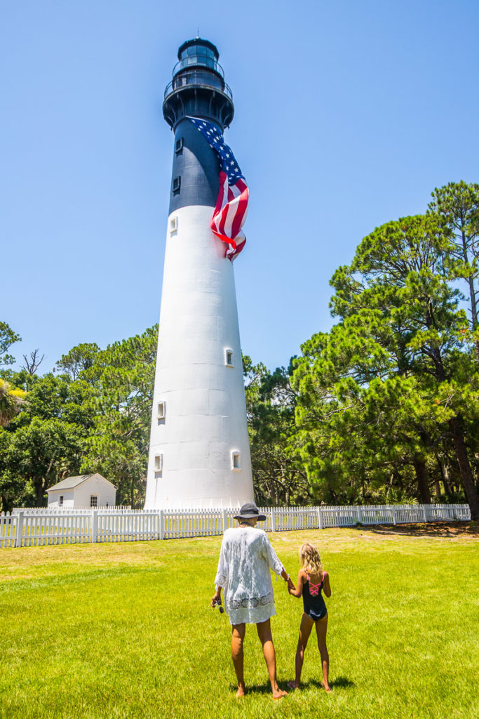 Hunting Island State Park Lighthouse, South Carolina