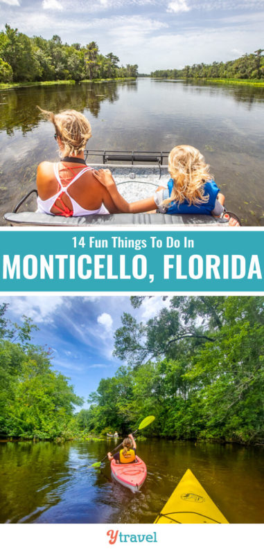 You trip to visit Monticello Florida just got easier with this guide on the 14 best things to do in Monticello including tips on activities, where to eat, and where to stay. Monticello near Tallahassee is a fun Florida vacation spot.
