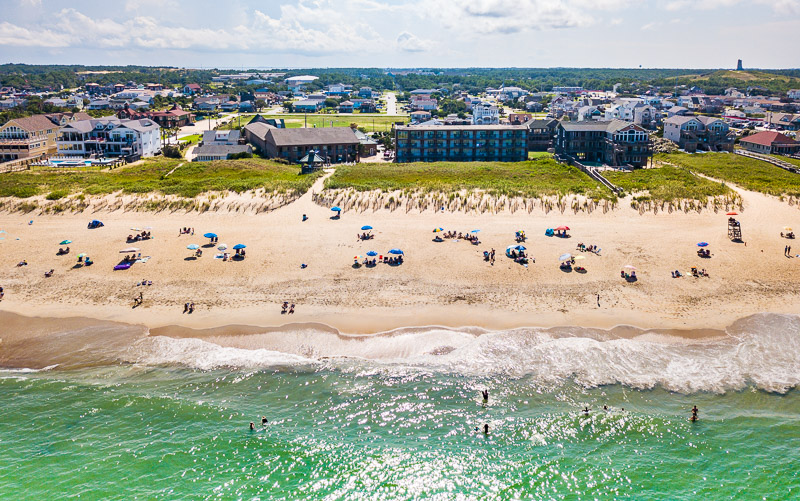 places to stay in the Outer Banks, North Carolina