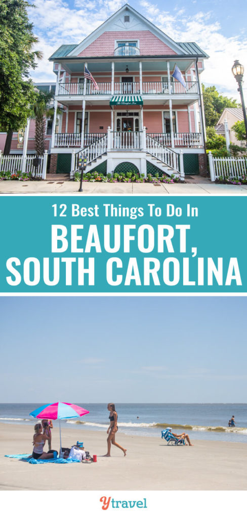 Planning to visit Beaufort South Carolina? Check out this list of the best things to do in Beaufort including the don't miss activities, where to eat and drink, and where to stay! Don't visit South Carolina without considering Beaufort.