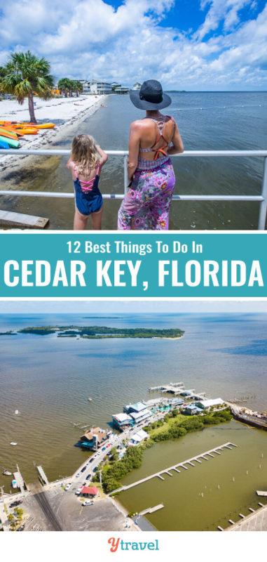 cedar key florida vacation