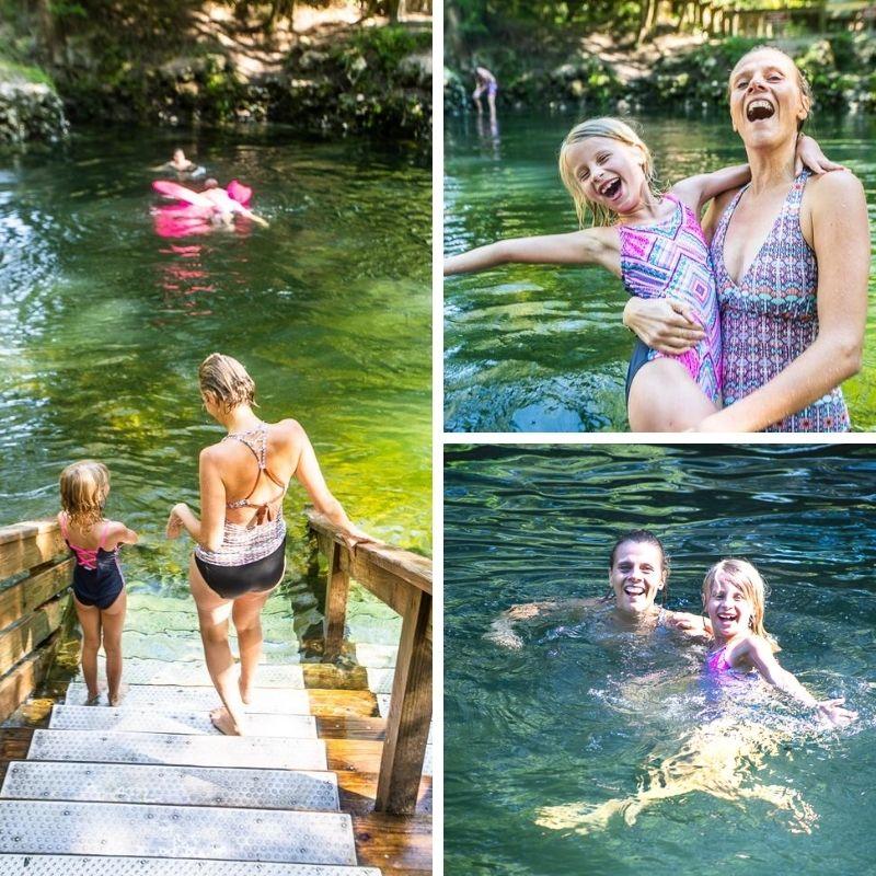 Madison Blue Springs, FLorida