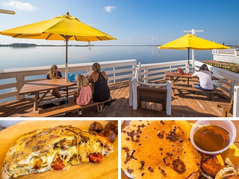 Freshfit Cafe, Nags Head - great place to eat in the Outer Banks