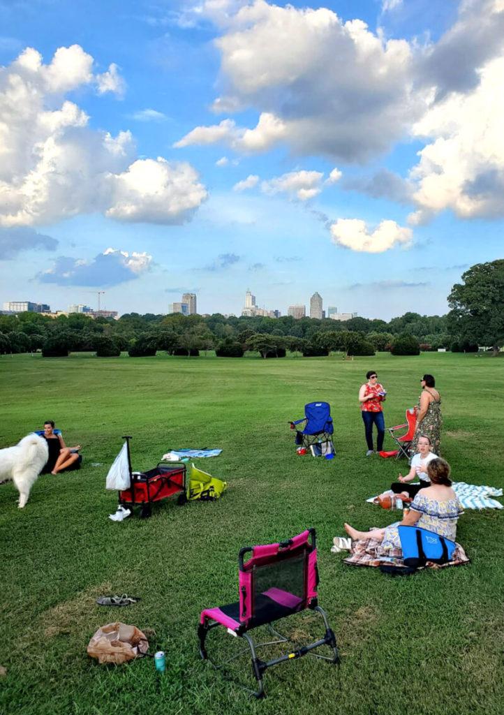 Dorethea Dix Park, Raleigh