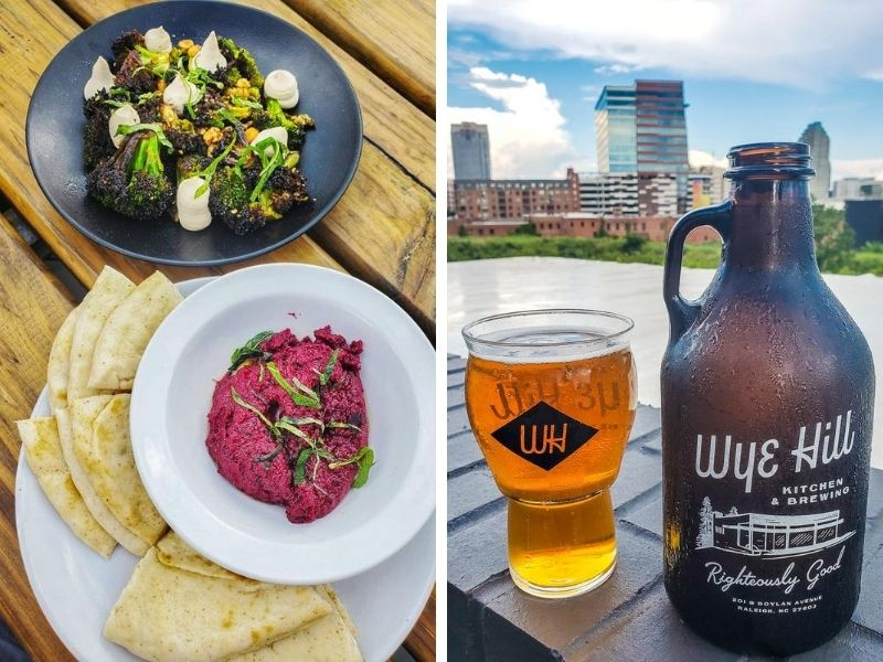 Wye Hill Kitchen & Brewing