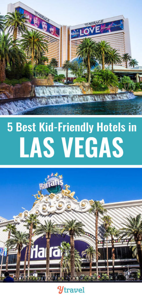 Planning to visit Las Vegas with kids? Check out this list of kid-friendly hotels in Las Vegas that re great for families due to location, their facilities, and much more. Don't take a Las Vegas vacation before learning about these Vegas hotels!