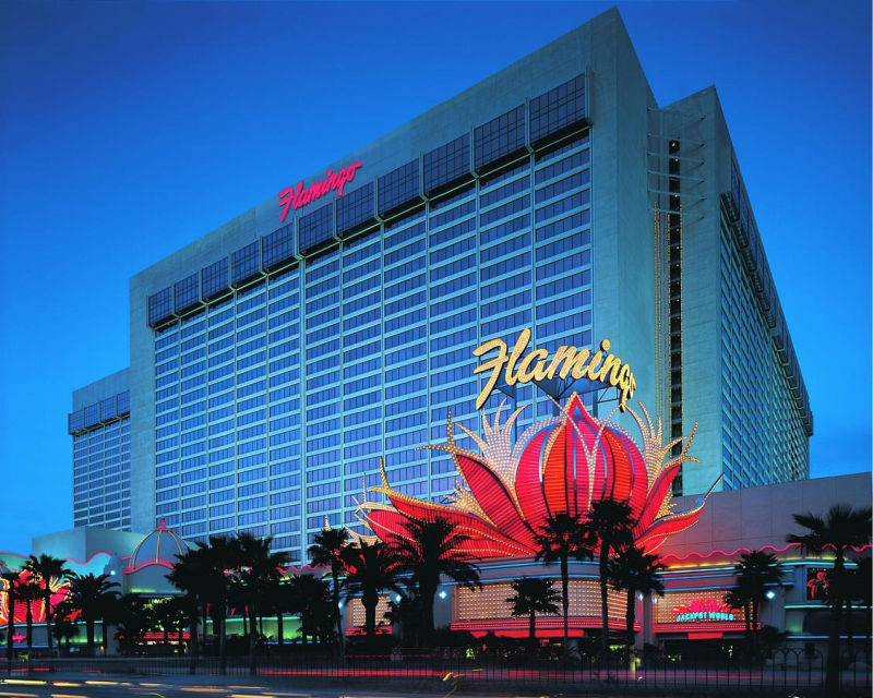 Flamingo Hotel & Casino, Las Vegas