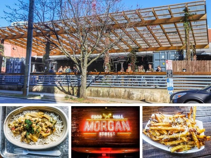 Morgan Street Food Hall, Raleigh