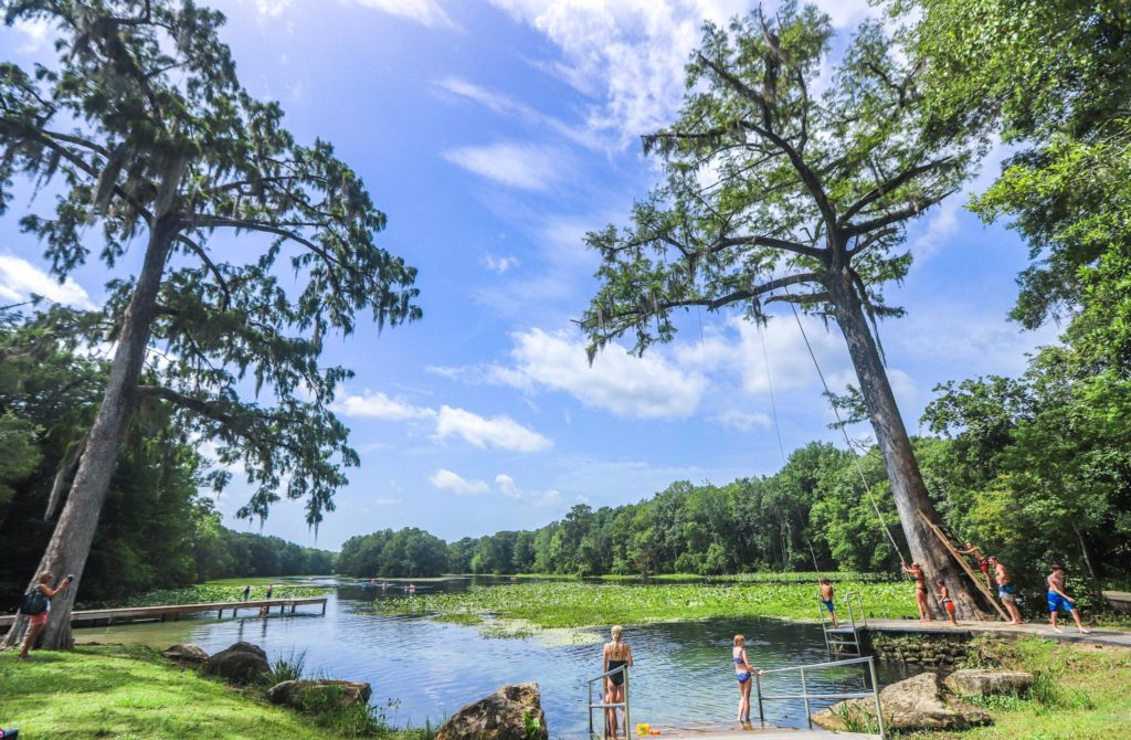 wacissa springs florida place to visit with kids