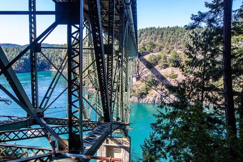 Deception Pass Bridge, Washington State