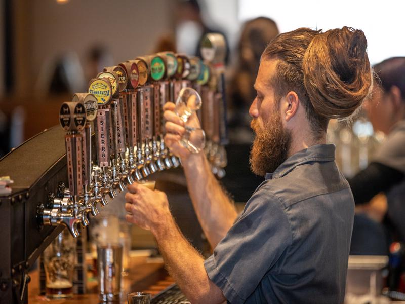 Sierra Nevada Brewery Asheville Bartender Top things to do in NC