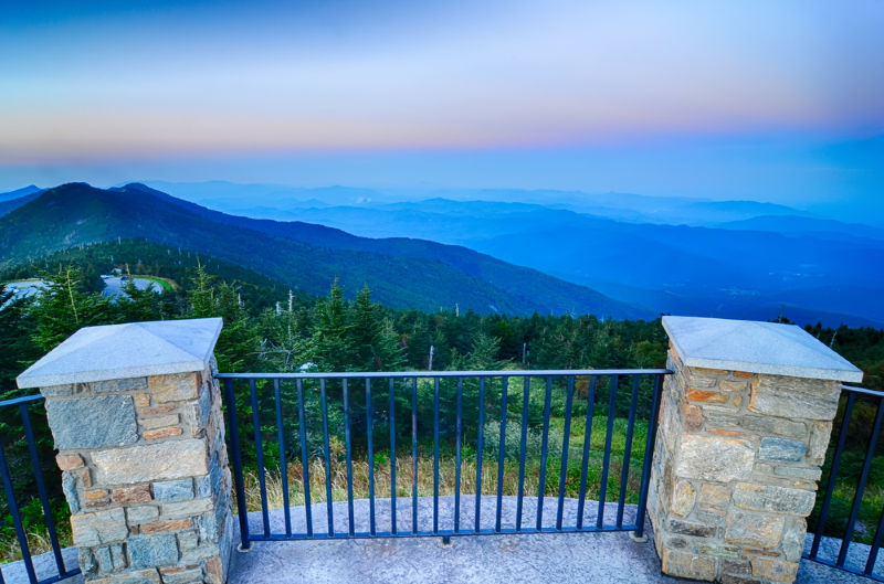 Mt Mitchell, North Carolina
