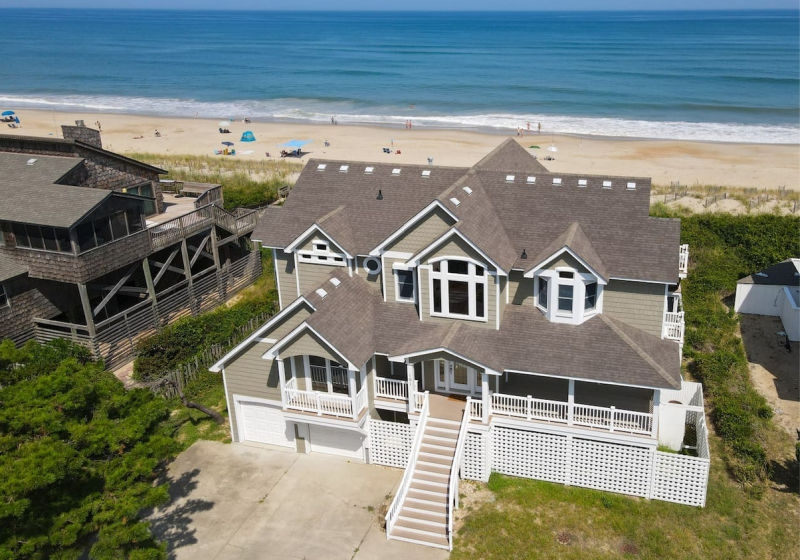 outer banks airbnb rentals