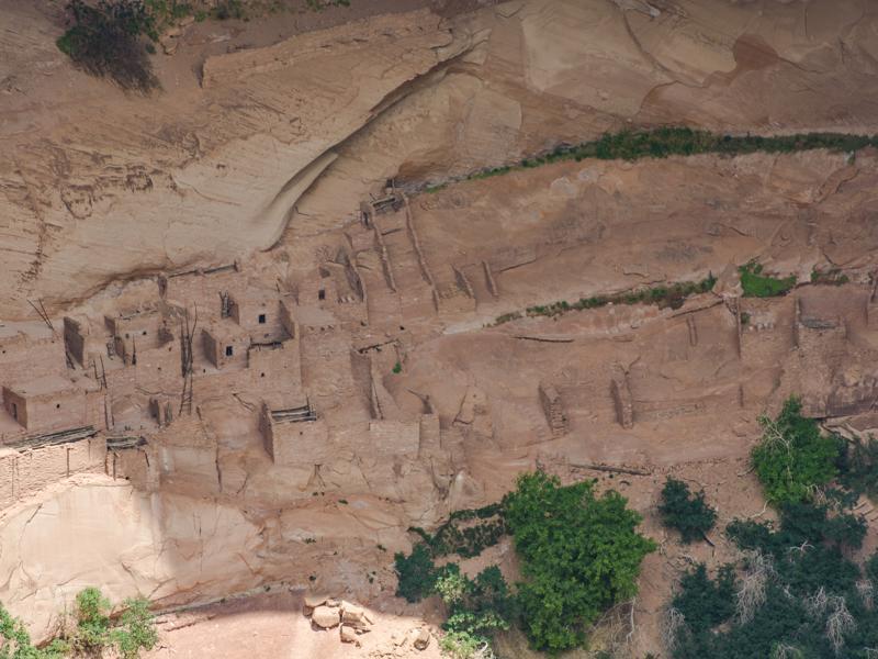Betakin,Arizona, Anasazi ruins, Canyon de Chelly National Monument