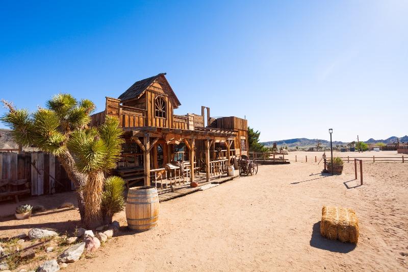 Pioneer Town California