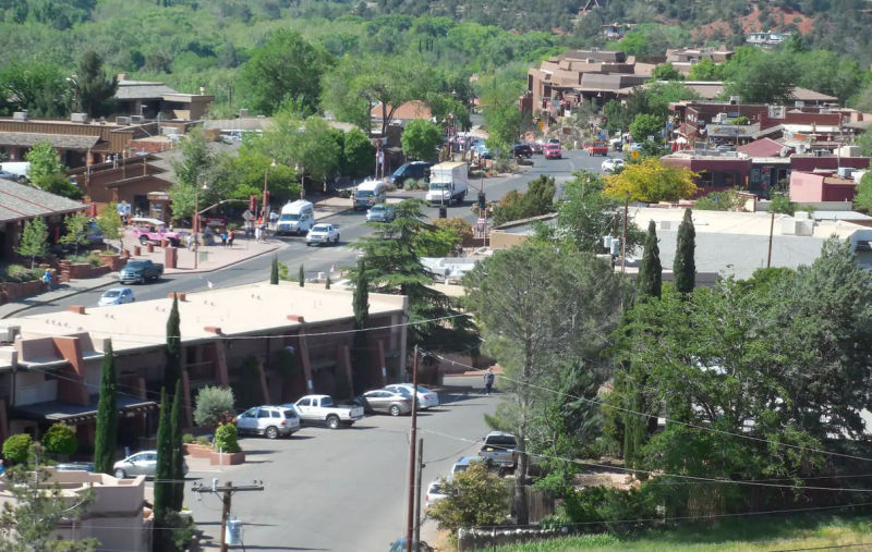 Uptown Sedona, AZ