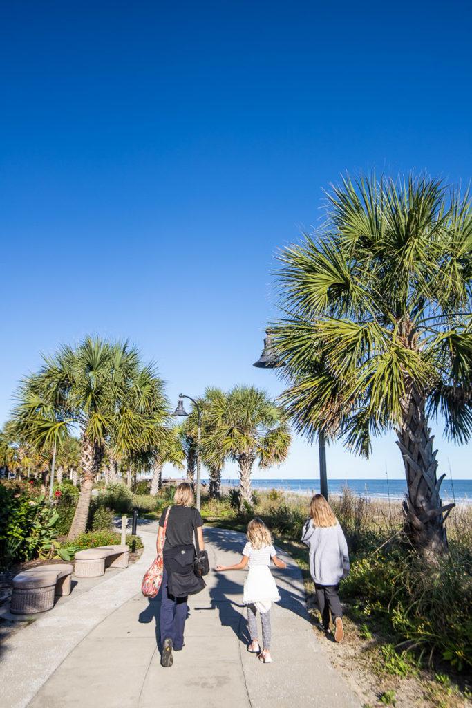 Myrtle Beach Boardwalk, South Carolina