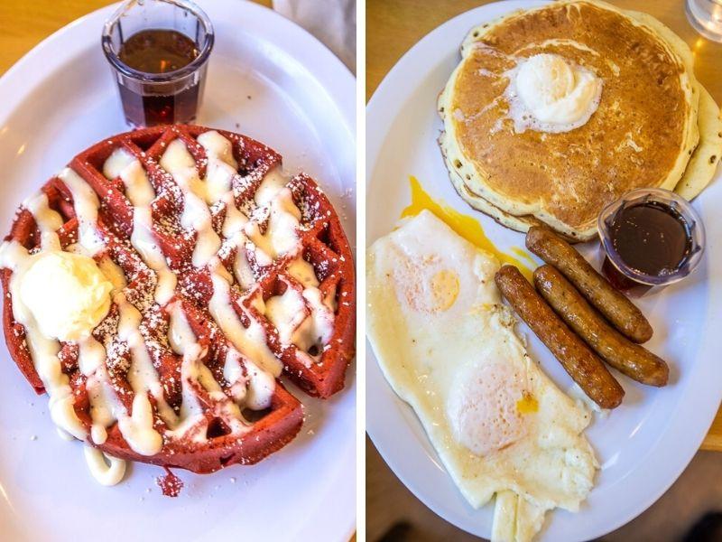 Johnny D's Waffles and Bakery, Myrtle Beach, South Carolina