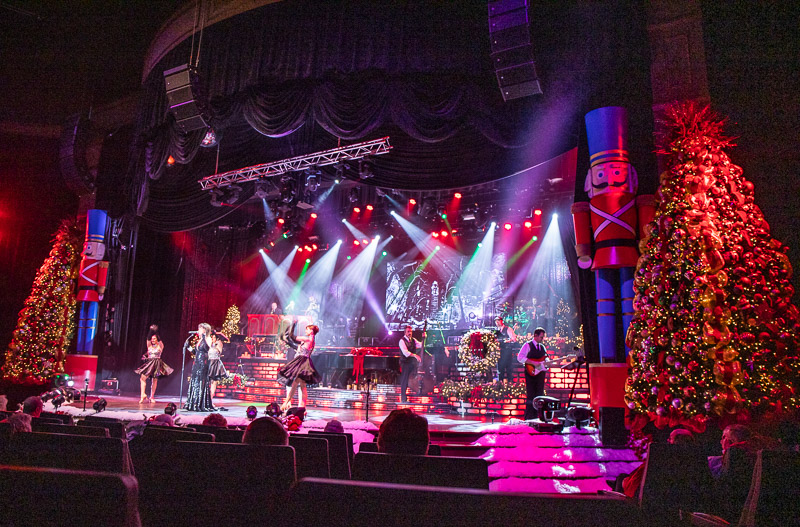 Opry Christmas show