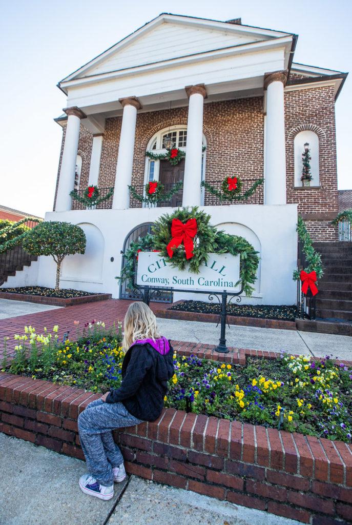 City Hall, Conway, South Carolina