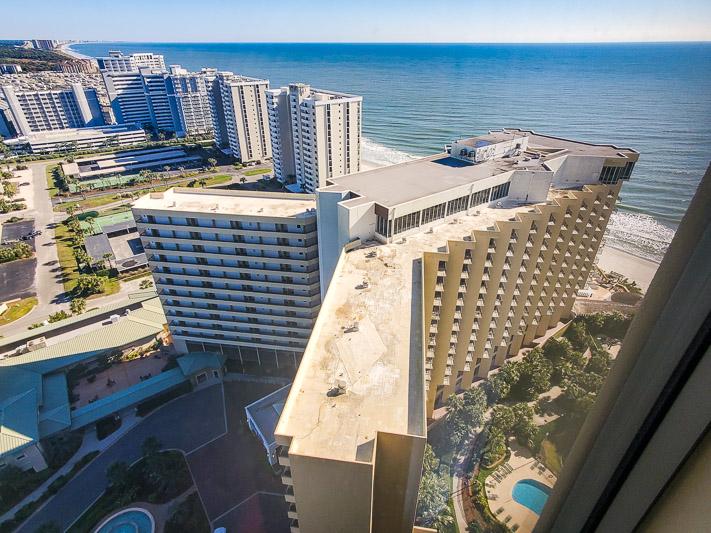 Hilton Royale Palms condominium's