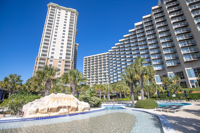 Hilton Myrtle Beach and Royale Palms