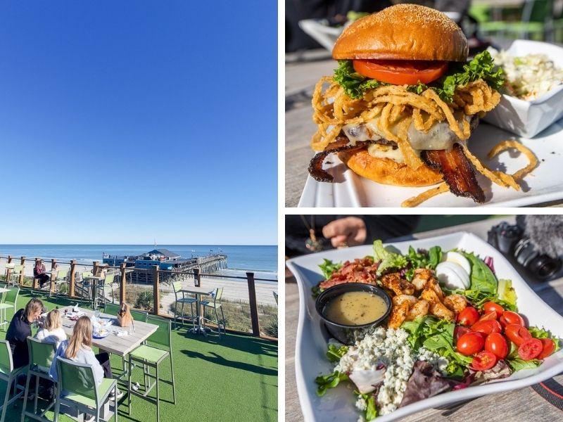 Rip Tydz Bar & Grill in Myrtle Beach
