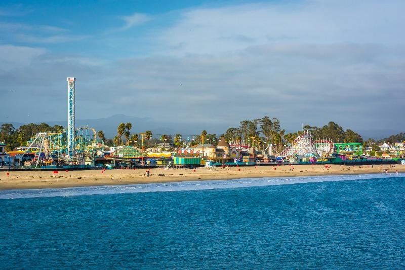 surf santa cruz california